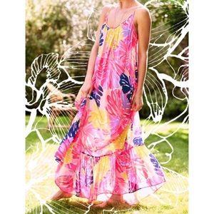 Lilly Pulitzer Tenley Maxi Beach Dress